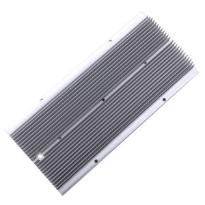 Black Anodized Aluminum Heatsink for LED and Electronics pictures & photos