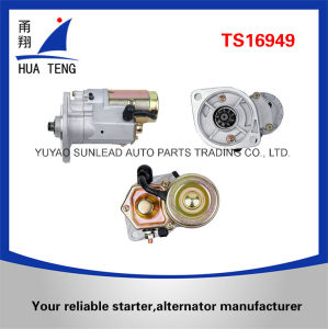 12V 2.0kw 9t Cw Starter for Isuzu 16739 028000-7000 pictures & photos