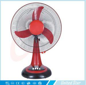 16 Inch Orient 12V DC Solar Table Fan Price with Timer pictures & photos