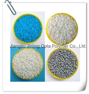 Pacrel TPE/TPV Granules of UV and Ozone Resistance, Competitive Prices, Colorability, Low Density and Recyclable pictures & photos