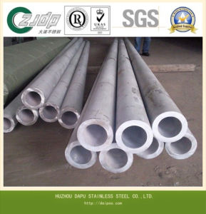 ASTM A213 316L 316 Seamless Stainless Steel Pipe pictures & photos