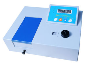 Vis Spectrophotometer 721 Lab Equipment pictures & photos