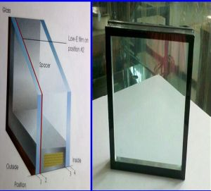 Low E Thermal Insulated Glass Unit pictures & photos