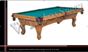 Wj-P-013 8ft Pool Table Billiard Table