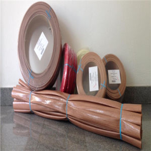 Dirty Colour Polyurethane (PU) Fiberglass Sleeving pictures & photos
