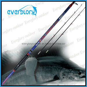 2PCS Tip Section Telescopic Boat Rod pictures & photos