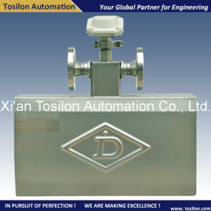 Coriolis Mass Flowmeter for Oil & Gas Lease Automatic Custody Transfer pictures & photos