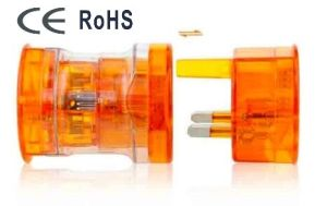 CE RoHS Approved Universal Power Travel Adaptor pictures & photos