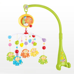 Plastic Electronic Baby Toy Baby Bed Hanging Toy (H4646053) pictures & photos