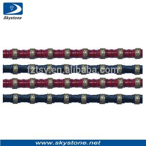 Diamond Wire for Brick and Wall Cutting pictures & photos