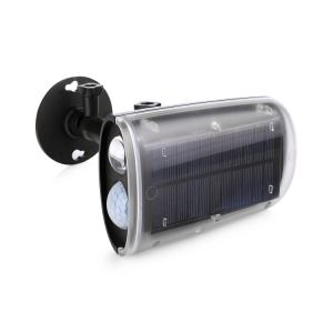 3W Solar IR Sensor LED Spotlight for Garden Lighting pictures & photos