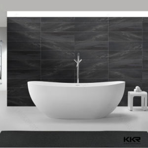 Kkr Composite Stone Solid Surface Freestanding Bath Tub pictures & photos