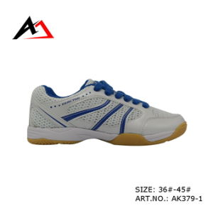 Sports Tennis Shoes Footwear Breathable for Men (AK379-1) pictures & photos