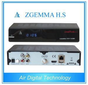 Single DVB-S2 Tuner Zgemma H. S FTA HD Digital Satellite Receiver pictures & photos