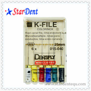Dental Material of Dentsply Maillefer K-File Medical Supply pictures & photos