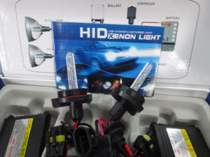 AC 12V 35W H13 Xenon Lamp with Super Slim Ballast pictures & photos