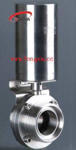 Stainless Steel Butterfly Pneumatic Actuator (single bracket) pictures & photos
