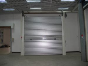 Aluminum Alloy Rolling Door for Plant