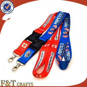 Hot Selling Heat Transferred Printing Lanyard pictures & photos