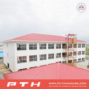 Prefabricated Industrial Professional Designed Steel Structure Warehouse pictures & photos