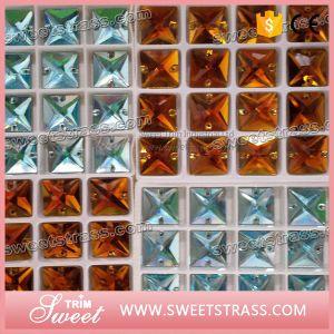 Sew on Rhinestone, Sew on Flatback Glass Rhinestone pictures & photos