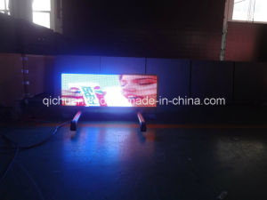 P3 Waterproof HD Quality Taxi Top Full Color LED Display pictures & photos