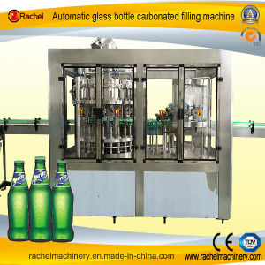 Nite Carbonated Wine Filling Capping Machine pictures & photos