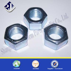 ASME Standard Hex Nut with Galvanizing pictures & photos
