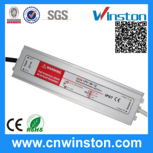 Lpv-50 50W LED Driver Single Output Switching Power Supply pictures & photos