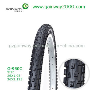 G-950 Mountain Bicycle Tyre/Black Bike Tyre/Black Bicycle Tyre
