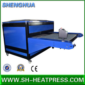 Automatic Hydraulic Double Stations Heat Transfer Printing Machine pictures & photos