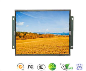 "17"" Open Frame LCD Monitor with 5-Wire Resistive Touchscreen pictures & photos"