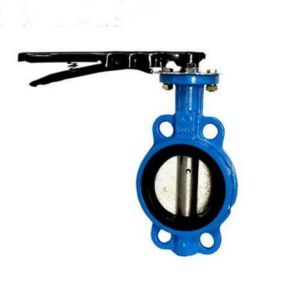 D71X/J-6/10/16z Q C P R Series Manual Clamp Butterfly Bamper Valve pictures & photos