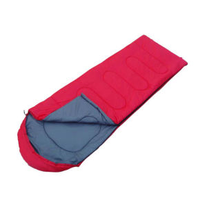 Full Polyester Camping Sleeping Bag pictures & photos