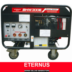 Backup Outdoor Welding Generator (BHW300E) pictures & photos