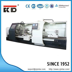 High Precision and Heavy Duty CNC Lathe Ck61100c/6000 pictures & photos
