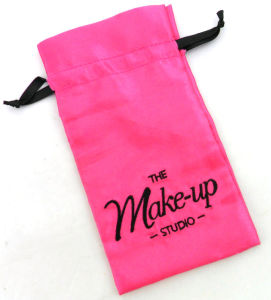 High Quality Custom Silk Jewelry Pouch pictures & photos