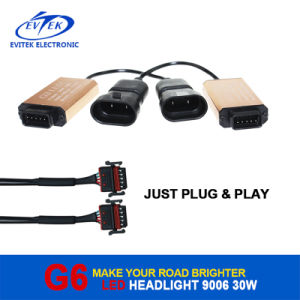 New Products 2016 Innovative Product 30W 3000lm 9006 Car LED Headlight pictures & photos