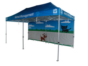 Costomized Canopy Beach Tent with Aluminum Pole pictures & photos
