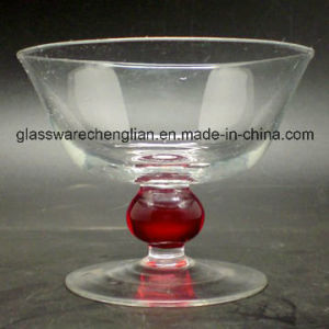 Hand Made Ice Cream Glass Cup (B-C020) pictures & photos