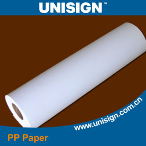 PP Synthetic Paper for Inkjet Print pictures & photos