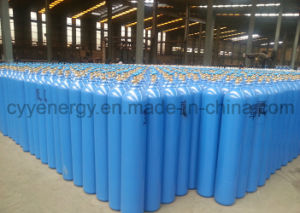High Quality Liquid Nitrogen Oxygen Argon Carbon Dioxide Seamless Steel Gas Cylinder pictures & photos