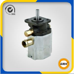 Hydraulic Rotary Gear Oil Pump/ Double Pump pictures & photos