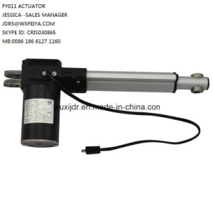 China Massage Chair Spare Parts Linear Actuator Waterproof 12VDC