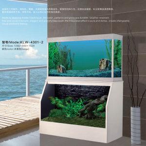 Aquarium Glass Fish Tank with Cabine