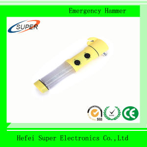 High Quality Multi-Function Emergency Hammer pictures & photos