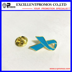 Ribbon Lapel Pin for Promotion (EP-L8260) pictures & photos