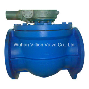 High Quality Round Port Plug Valve