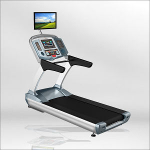 Luxury Home Treadmill with TV for Sale (BCT-08) pictures & photos