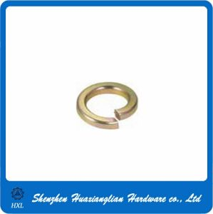 China Factory Manufacture The Brass Spring Washer pictures & photos